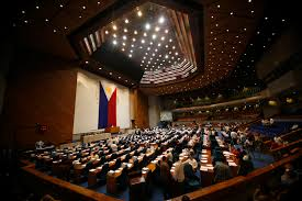 Seeking Quezon City House Adjourns Session Without Charter Change Vote