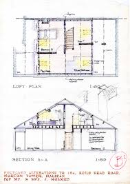 Loft Conversion Floor Plans by Loft Conversion Public House Porch Sketch Scheme