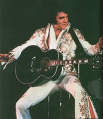 elvis jumpsuit king of the whole wide