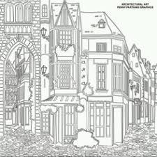 coloring pages houses victorian coloring pages for adults gothic house colouring pages