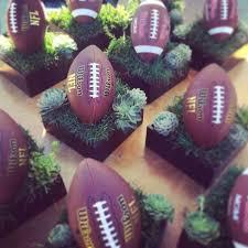 best 25 football centerpieces ideas on pinterest football party