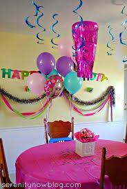 how to do birthday decoration at home easy birthday centerpieces lemondededom com