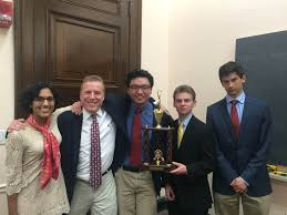 economics team places second at harvard competition u2013 the voice