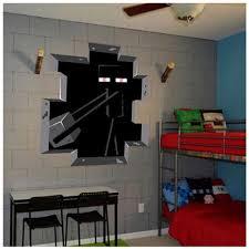 chambre minecraft décoration chambre deco minecraft 11 bordeaux 09441836 leroy