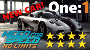 koenigsegg one 1 black need for speed no limits koenigsegg one 1 maxed out preview