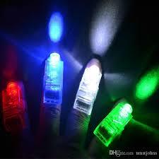 glow lights 2017 finger laser glow color ring ring lights dazzle colour led