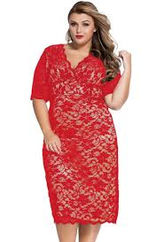 plus size cocktail and party dresses for special occasions