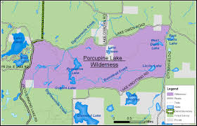 Wisconsin Lake Maps by Chequamegon Nicolet National Forest Recreation