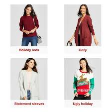 target black friday selection of s sweaters 10 free