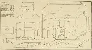photo doll house plan images floor plans of my house escortsea
