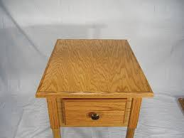 Nightstand With Hidden Compartment Customchess Com Hidden Compartment Table