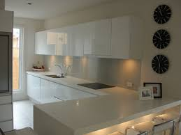 Flat Kitchen Cabinets Glossy White Flat Front Kitchen Cabinets Flat Pack Kitchen