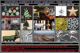 origin of christmas tree pagan part 41 also celebrations that