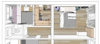 chambre avec salle d eau plan chambre parentale avec salle de bain et dressing modern aatl