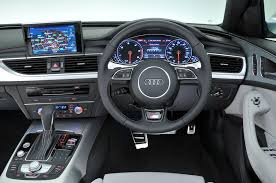 audi s6 review top gear audi a6 ride handling autocar