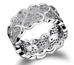 jewelry platinum rings images New arrival jewelry 2014 latest design hearts pattern wedding jpg