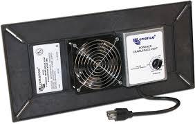 crawl space exhaust fan crawl space ventilator