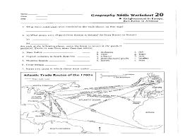 geography skills worksheet enlightenment in europe revolution in