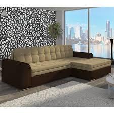 canape d angle bicolore meuble de salon canapé canapé d angle bicolore sofamobili