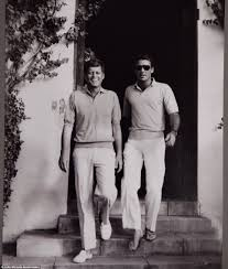 Jfk S Son Letters From White House Interns Jfk Allegedly Had Affairs With