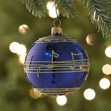 Musical Note Ornaments European Glass Notes Ornament I If I Can Make