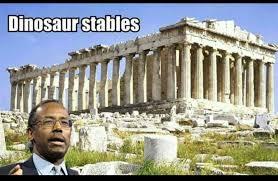 Ben Carson Meme - ben carson dinosaur stables ben carson know your meme