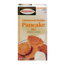 potato pancake mix manischewitz manischewitz sweetened potato pancake mix 6 0 oz walmart
