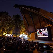 open air cinema 20 ft cinebox 1080p outdoor theater system
