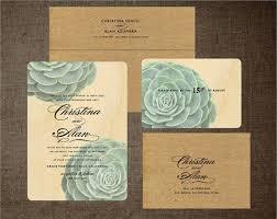 succulent wedding invitations succulent wedding invitations gangcraft net