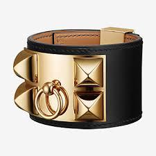 hermes bracelet leather images Collier de chien bracelet herm s jpg