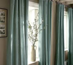 Pottery Barn Linen Curtains 49 Best Window Treatments Images On Pinterest Curtains Window