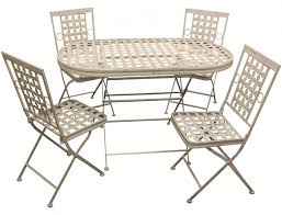 Patio Furniture Set by Folding Patio Furniture Set
