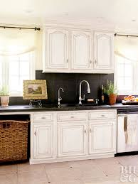 kitchen cabinet makeover ideas low cost cabinet makeovers better homes gardens