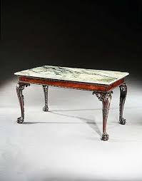 Mahogany Side Table A George Ii Mahogany Side Table English Antique Furniture