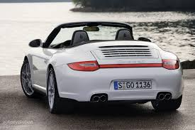 porsche 911 4s specs porsche 911 4s cabriolet 997 specs 2008 2009 2010