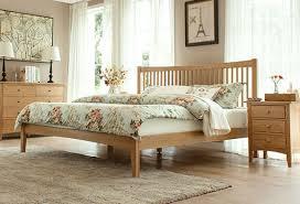 wood furniture singapore thames wood bed frame solid oak wood