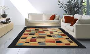modern casual 8x11 area rug large contemporary carpet actual 7