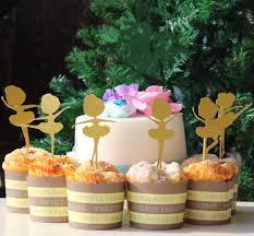decoration cupcake anniversaire achetez en gros ballerine d u0026 39 anniversaire en ligne à des