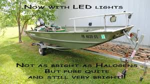 how we built our bowfishing jon boat we have since switched to