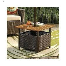 Patio Umbrella Stand by Side Table Pool Side Table Bensen Poolside Table Numbers Pool