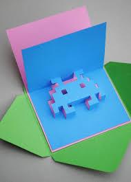8 bit pop up card guide sprite stitch