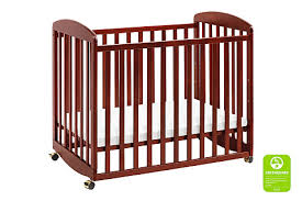 Davinci Kalani Mini Crib Espresso Espresso Mini Cribs Portable Cribs Davinci Baby
