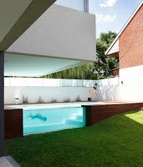 Modern Home Design Glass by Triyae Com U003d Modern House Designs With Pool Various Design