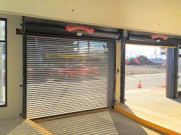 Overhead Roll Up Door Rolling Steel Doors