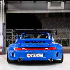 porsche rwb i think rwb actually stands for