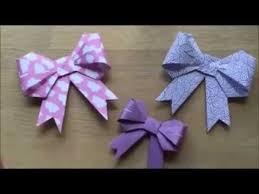 cara membuat bunga dengan kertas hias cara membuat hiasan kado origami youtube