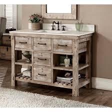 rustic bathrooms ideas smart sink diy vanity rustic bathroom ideas phenomenal sink diy