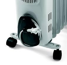 Ultra Fin Radiant by Pelonis 7 Fin Electric Radiator Heater Gray Walmart Com