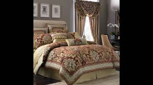 bedroom comforter and curtain sets youtube