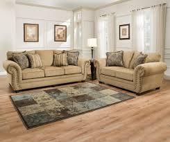 simmons antique memory foam sofa simmons morgan living room collection big lots